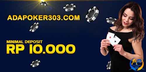Poker Deposit 10 RIbu
